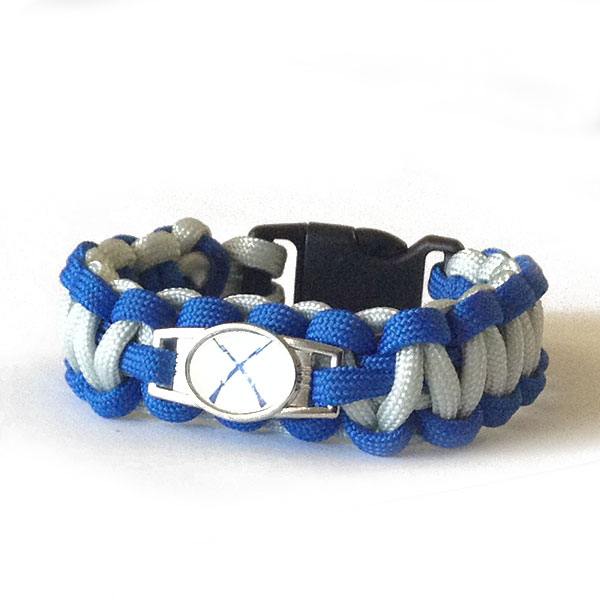 paracord-blue-silver
